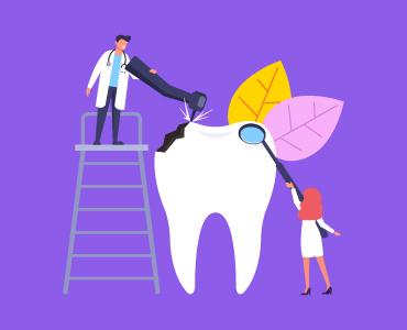 Odontologie et troubles des dents